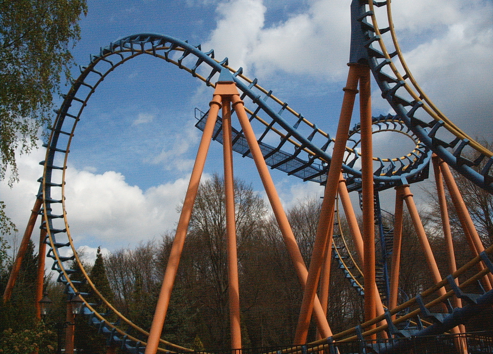 Real Life Stories #3: A tax efficient rollercoaster
